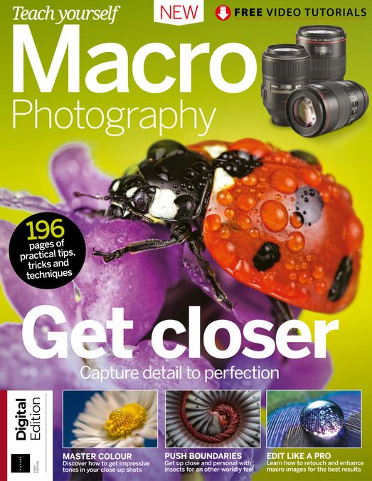 Teach Yourself Macro Photography