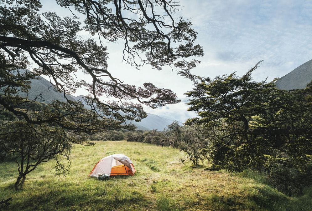 A Case for Camping