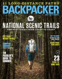 May 31, 2018 issue of Backpacker