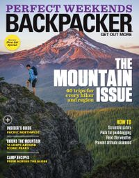 August 31, 2018 issue of Backpacker