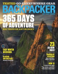January 01, 2019 issue of Backpacker