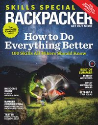 June 30, 2019 issue of Backpacker