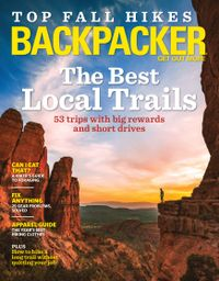 August 31, 2019 issue of Backpacker