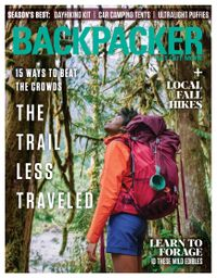 August 04, 2020 issue of Backpacker