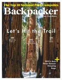 January 01, 2021 issue of Backpacker