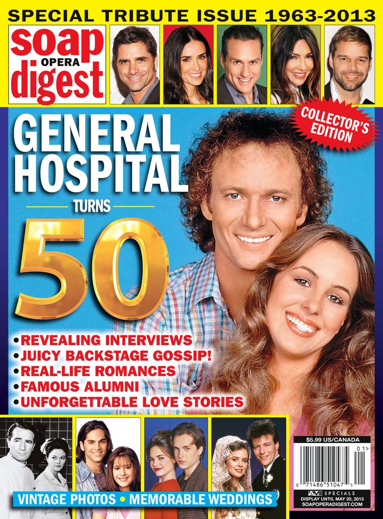 50 Years of General Hospital - Issue Subscriptions