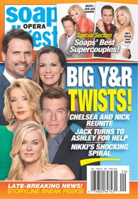 July 21, 2019 issue of Soap Opera Digest