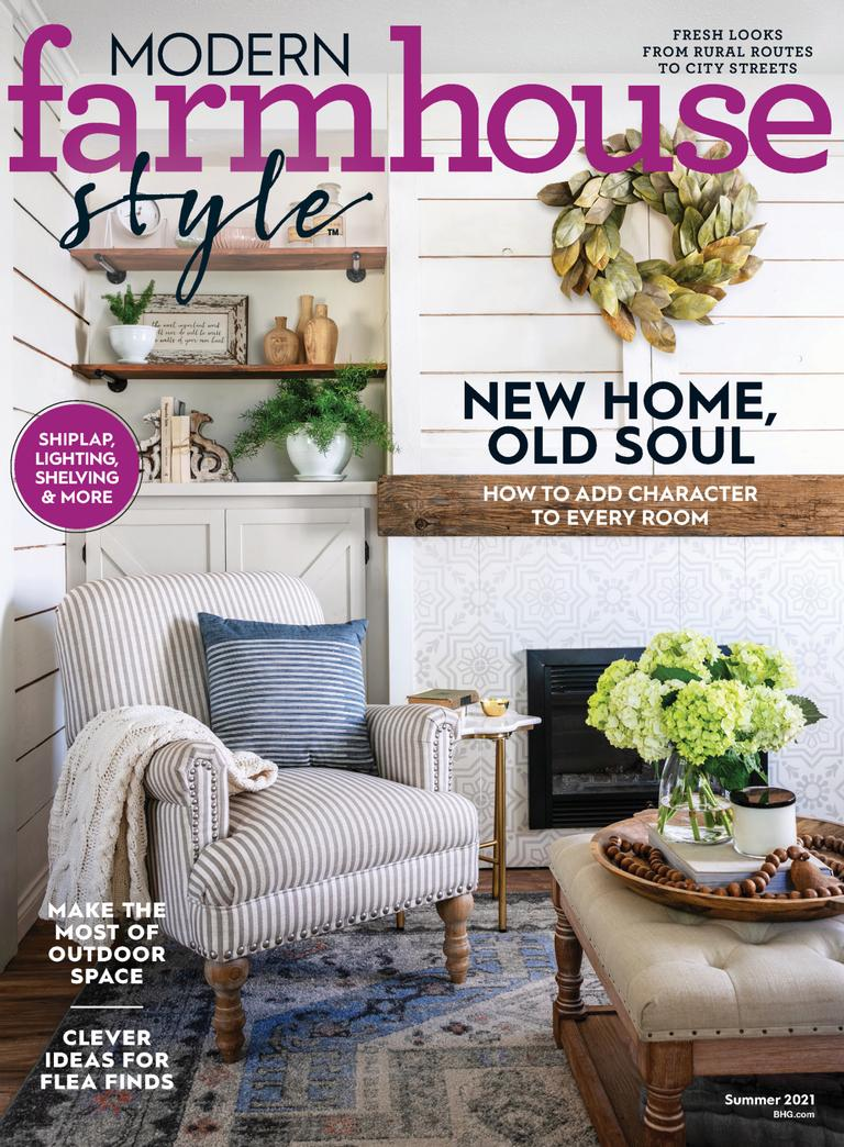 Modern Farmhouse Style - Issue Subscriptions