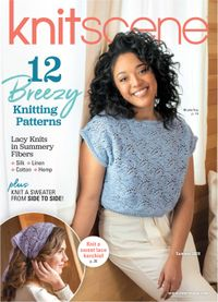 March 12, 2020 issue of Knitscene