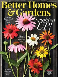 July 31, 2018 issue of Better Homes and Gardens
