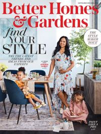 August 31, 2018 issue of Better Homes and Gardens