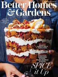 October 31, 2018 issue of Better Homes and Gardens