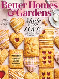 January 31, 2019 issue of Better Homes and Gardens