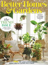 March 01, 2019 issue of Better Homes and Gardens