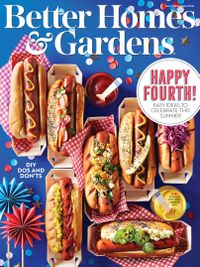 June 30, 2019 issue of Better Homes and Gardens
