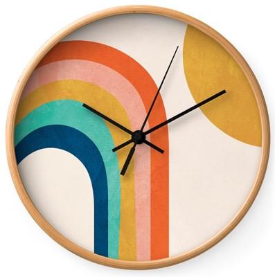 p012-BHG0920-sun-and-rainbow-wall-clock