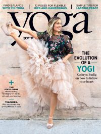 July 08, 2018 issue of Yoga Journal
