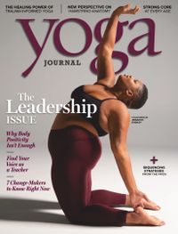January 31, 2019 issue of Yoga Journal