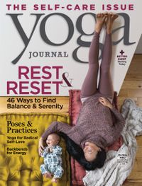 October 31, 2019 issue of Yoga Journal
