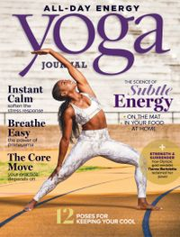 July 01, 2020 issue of Yoga Journal