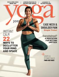 March 01, 2021 issue of Yoga Journal