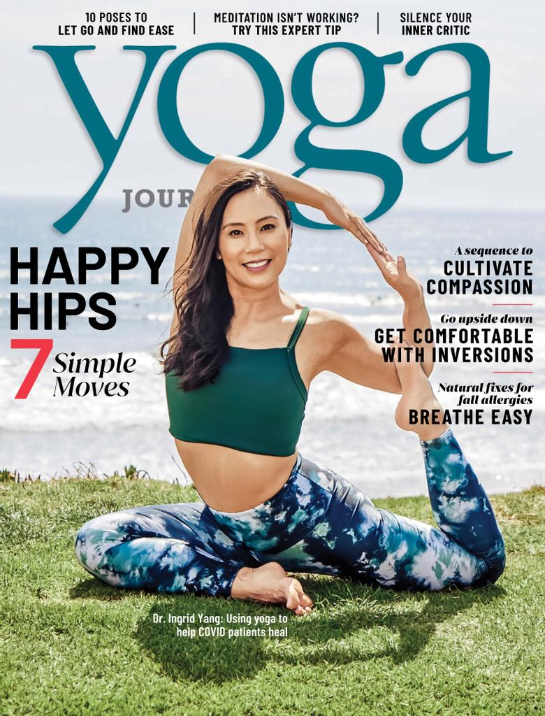 Yoga Journal - Subscription Subscriptions