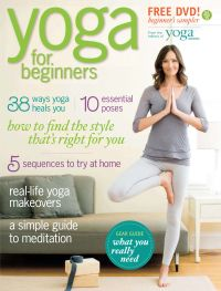 January 01, 2009 issue of Yoga for Beginners