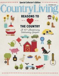 August 31, 2018 issue of Country Living
