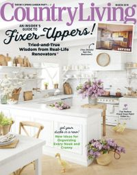 March 01, 2019 issue of Country Living