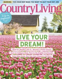 March 31, 2019 issue of Country Living