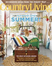 June 30, 2019 issue of Country Living