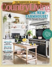 August 31, 2019 issue of Country Living
