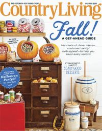 September 30, 2019 issue of Country Living