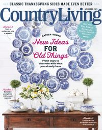 October 31, 2019 issue of Country Living