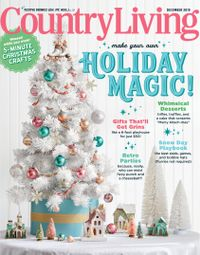 November 30, 2019 issue of Country Living