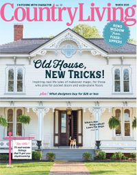 February 29, 2020 issue of Country Living