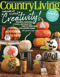 October 01, 2020 issue of Country Living