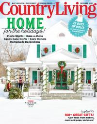 December 01, 2020 issue of Country Living