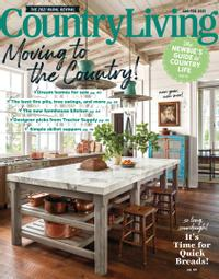January 01, 2021 issue of Country Living
