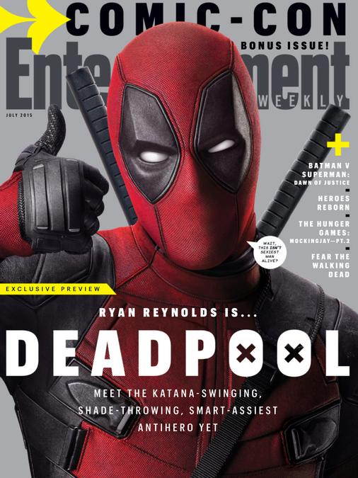 Entertainment Weekly Comic-Con Special