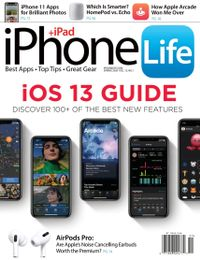 January 01, 2020 issue of iPhone Life