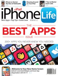 July 08, 2020 issue of iPhone Life