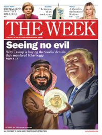 October 25, 2018 issue of The Week Magazine