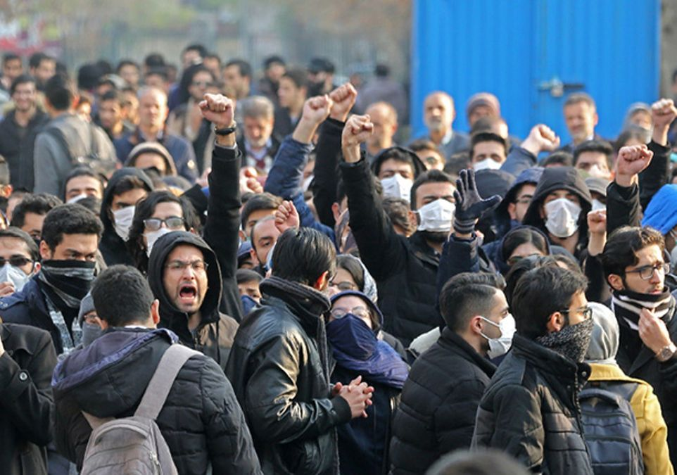 Iran: An uprising over downed plane
