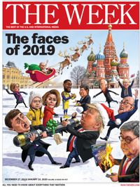 December 27, 2019 issue of The Week Magazine