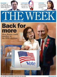 August 22, 2018 issue of The Week Magazine
