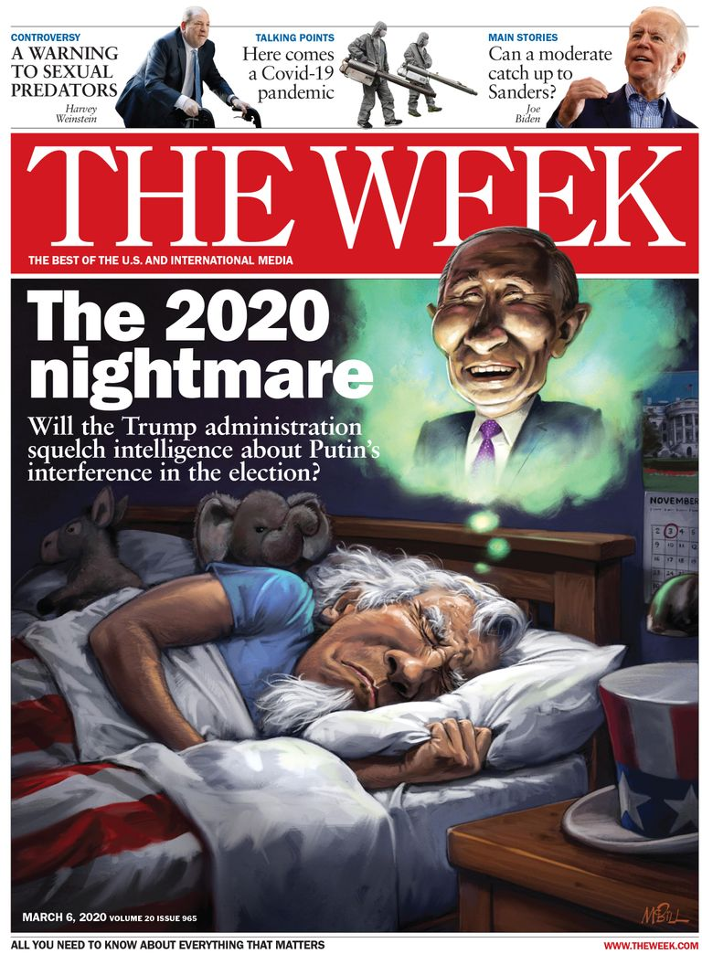 The Week Magazine cover for March 06, 2020.