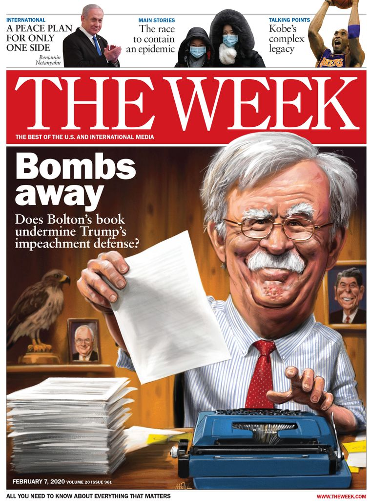 The Week Magazine cover for February 07, 2020.