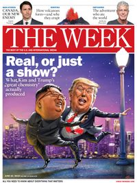 June 21, 2018 issue of The Week Magazine