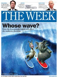 October 18, 2018 issue of The Week Magazine